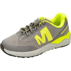 Merrell Versent Schoenen Kinderen grijs